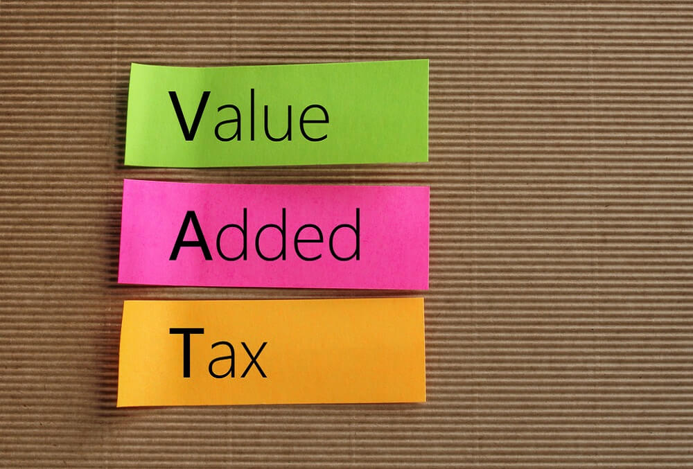 Can I split my business for vat?